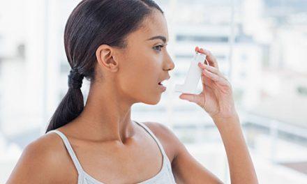 Λιγότερα λιπαρά και περισσότερες ίνες για το άσθμα