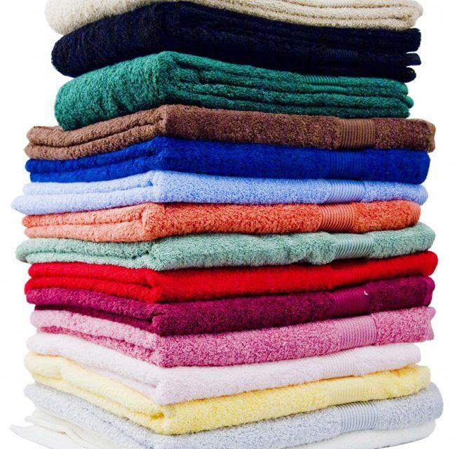Φροντίδα και πλύσιμο πετσετών