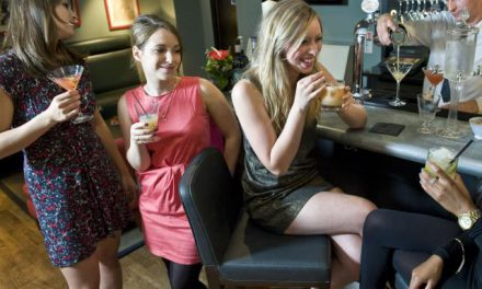 Οδηγός επιβίωσης για ένα κορίτσι πάρτυ άνιμαλ