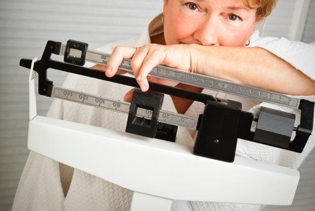 Εμμηνόπαυση και αύξηση βάρους
