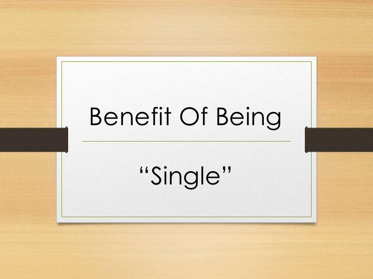 5 λόγοι για τους οποίους πρέπει να χαίρεσαι που είσαι single