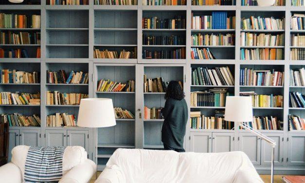 Μια βιβλιοθήκη στο σπίτι έχει σημαντική επίδραση στο γνωστικό επίπεδο των παιδιών