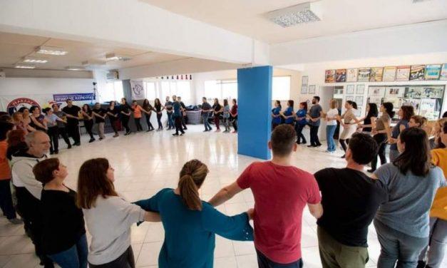 Κυριακάτικες Χορευτικές Διαδρομές Taekwondo Ηρακλής Κέρκυρας | ΚΥΡ 04.10