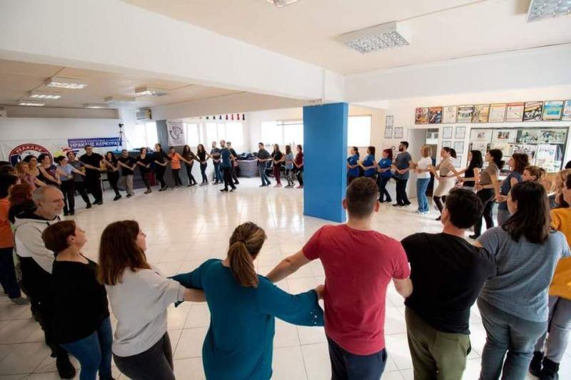 Κυριακάτικες Χορευτικές Διαδρομές Taekwondo Ηρακλής Κέρκυρας   ΚΥΡ 04.10