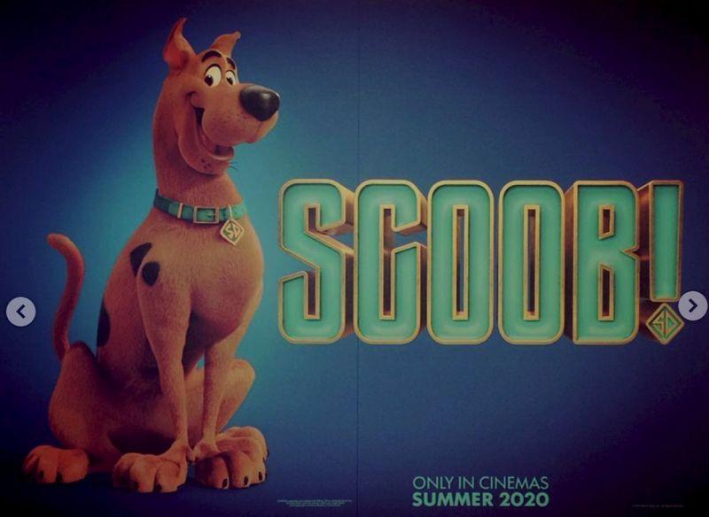 SCOOBY DOO! (ΜΕΤΑΓΛ) – SCOOB! (GR) στον ΟΡΦΕΑ   ΣΑΒ 04.10