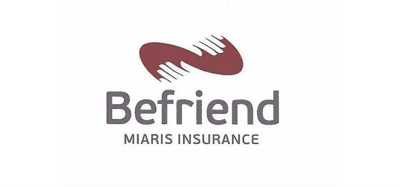Befriend Miaris Insurance