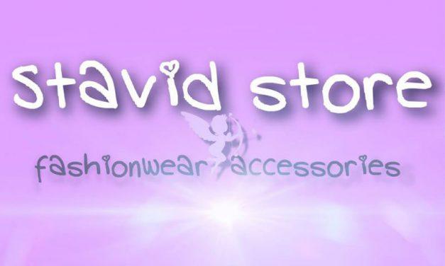 STAVID STORE – FASHIONWEAR & ACCESSORIES